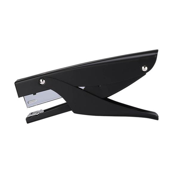 Deli Pens Tipi Zımba Makinesi Siyah 24/6 E0346