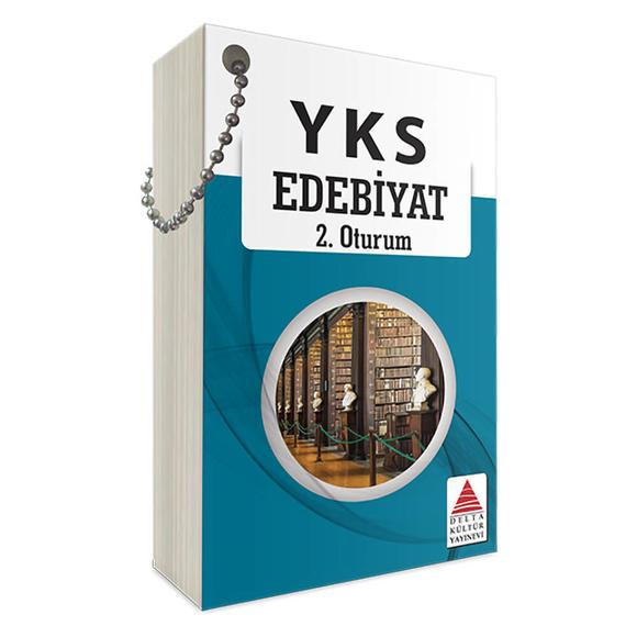 Delta AYT Edebiyat Kartları