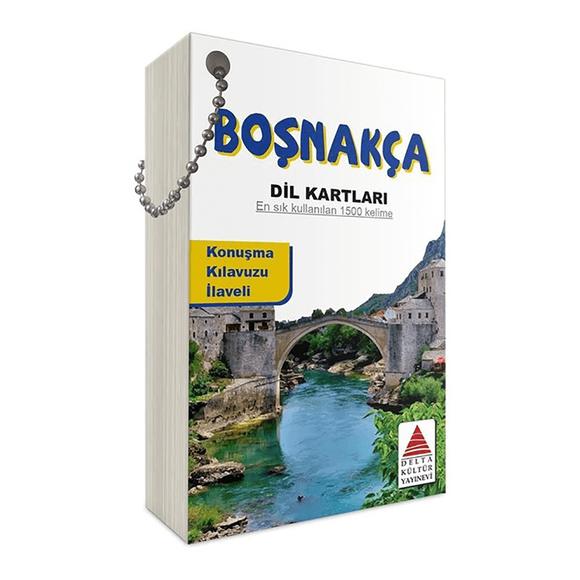 Delta Boşnakça Dil Kartları