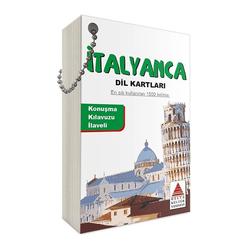 Delta İtalyanca Dil Kartları - Thumbnail