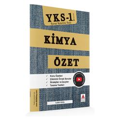 Delta TYT Kimya Özet - Thumbnail