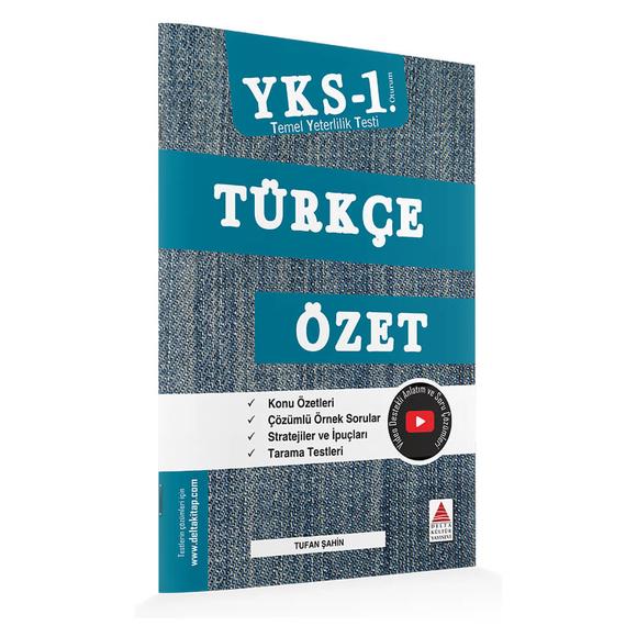 Delta TYT Türkçe Özet