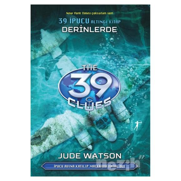 Derinlerde - 39 İpucu Altıncı Kitap