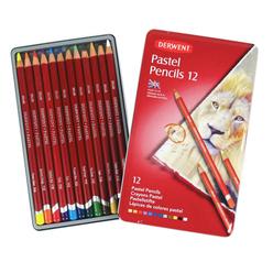 Derwent Pastel Boya Kalemi 12 Renk DW32991 - Thumbnail