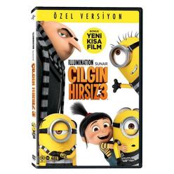 Despicable Me 3 - Çılgın Hırsız 3 - DVD - Thumbnail