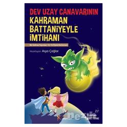 Dev Uzay Canavarının Kahraman Battaniyeyle İmtihanı - Thumbnail