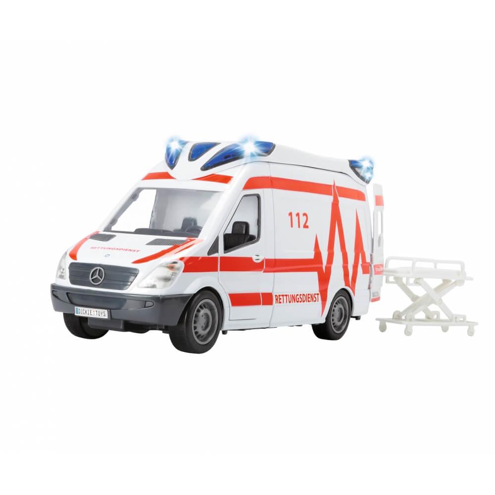 Dickie Ambulance Van 203716011 Nezih