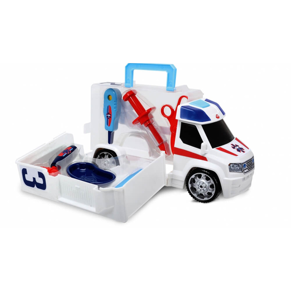 Dickie Ambulans Oyun Seti 3716000