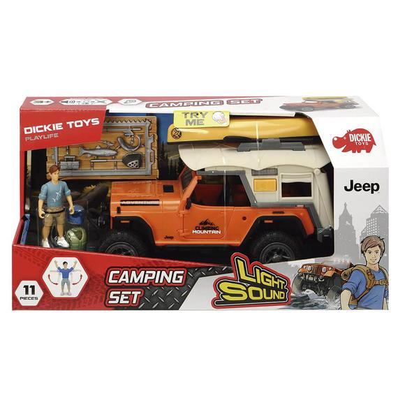 Dickie Camping Set 203835004