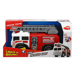 Dickie Fire Rescue Unit 203306005 - Thumbnail