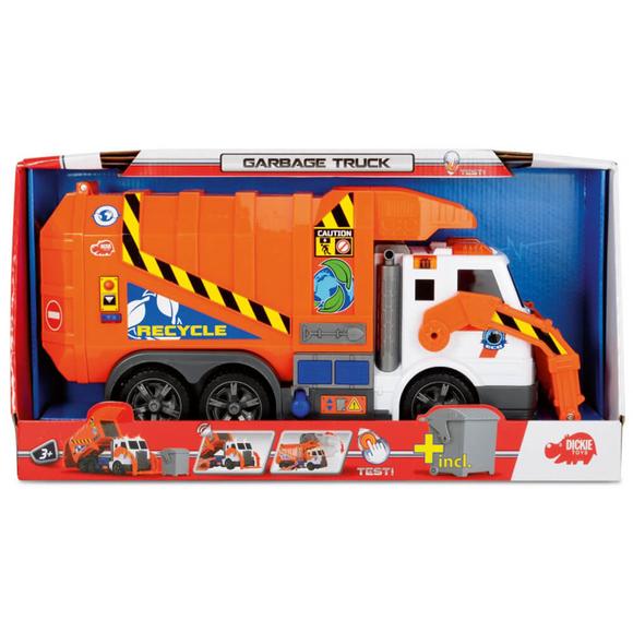 Dickie Garbage Truck 3308369