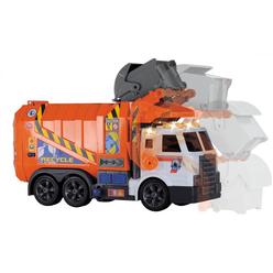 Dickie Garbage Truck 3308369 - Thumbnail