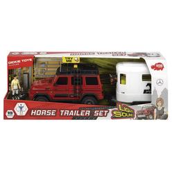 Dickie Horse Trailer Set 203838002 - Thumbnail
