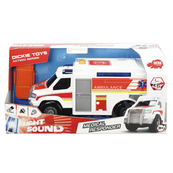 Dickie Medical Responder Ambulans 203306002 - Thumbnail