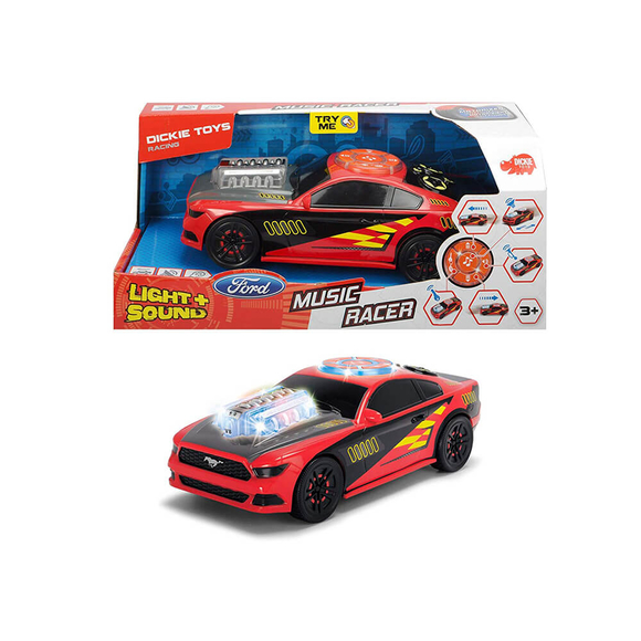 Dickie Music Racer 203764003