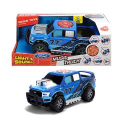 Dickie Music Truck 203764004 - Thumbnail