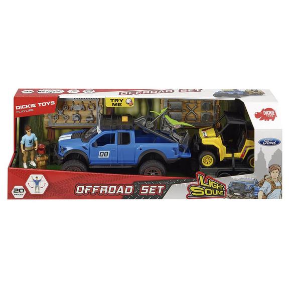 Dickie Offroad Set 203838003