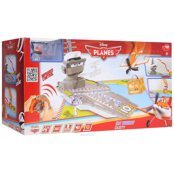 Dickie Planes Irc Whirly Dusty Oyun Seti 308980