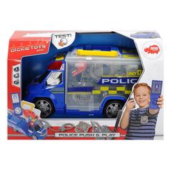 Dickie Police Squad Push Play 203716005 - Thumbnail