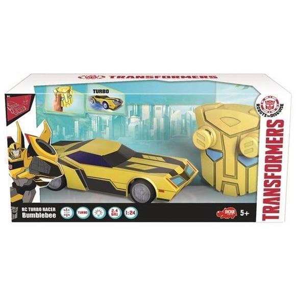 Dickie RC Transformers Araba 203119000