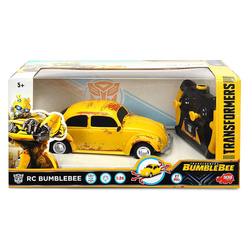Dickie RC Transformers M6 Bumblebee Uzaktan Kumandalı Araba 203114011 - Thumbnail