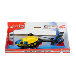 Dickie Service Helicopter 203744002 - Thumbnail