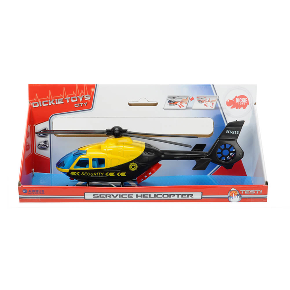 Dickie Service Helicopter 203744002