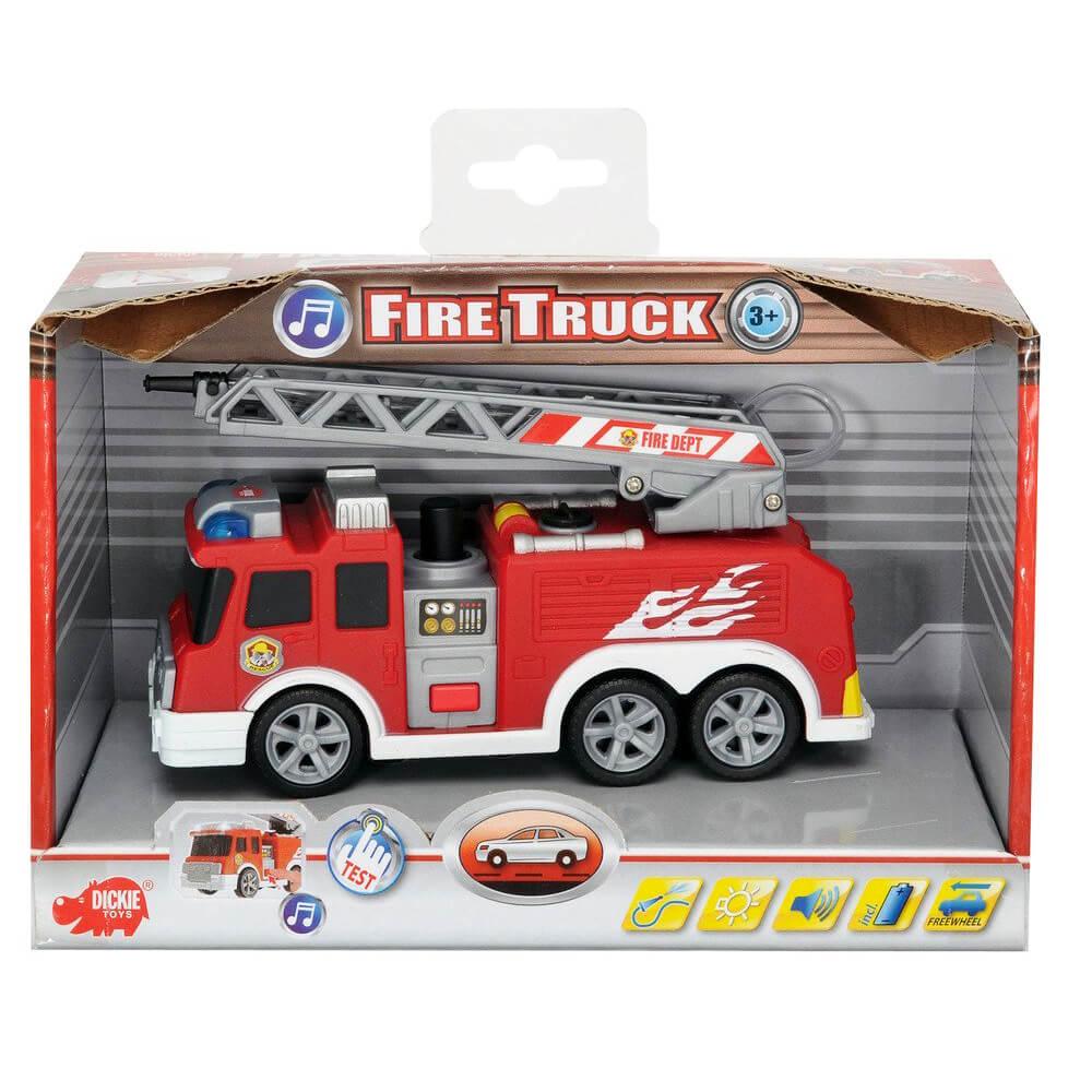 Dickie Toys Action Itfaiye Arabasi 203443574 Nezih