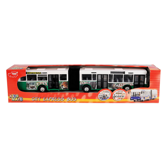 Dickie Toys City Express Otobüs 3314285
