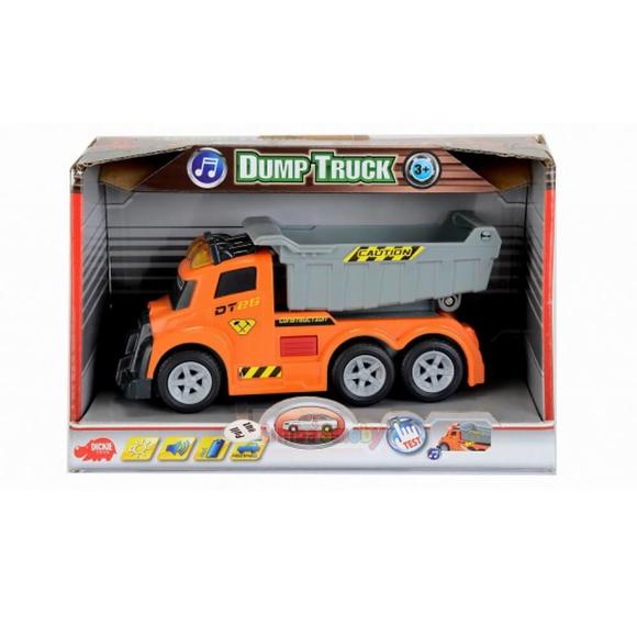 Dickie Toys Damperli Kamyon 3413580