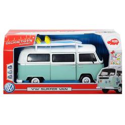 Dickie Volkswagen Surfer Van 3776000 - Thumbnail