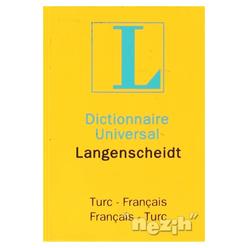 Dictionnaire Universal Langenscheidt Turc - Français / Français - Turc - Thumbnail