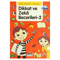 Dikkat ve Zeka Becerileri - 2 - Thumbnail