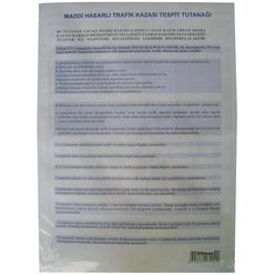 Dilman Kaza Tespit Formu Otokopili - Thumbnail