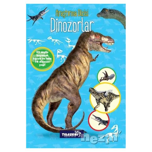 Dinozorlar Araştırma Dizisi