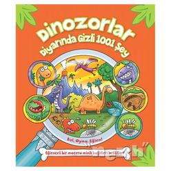 Dinozorlar Diyarında Gizli 1001 Şey - Thumbnail