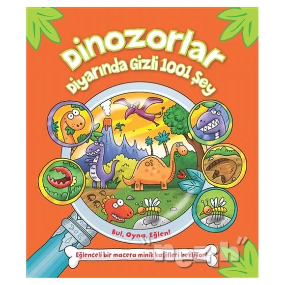 Dinozorlar Diyarında Gizli 1001 Şey
