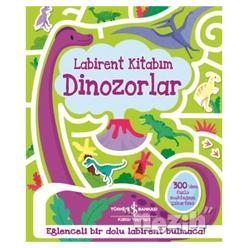 Dinozorlar - Labirent Kitabım - Thumbnail