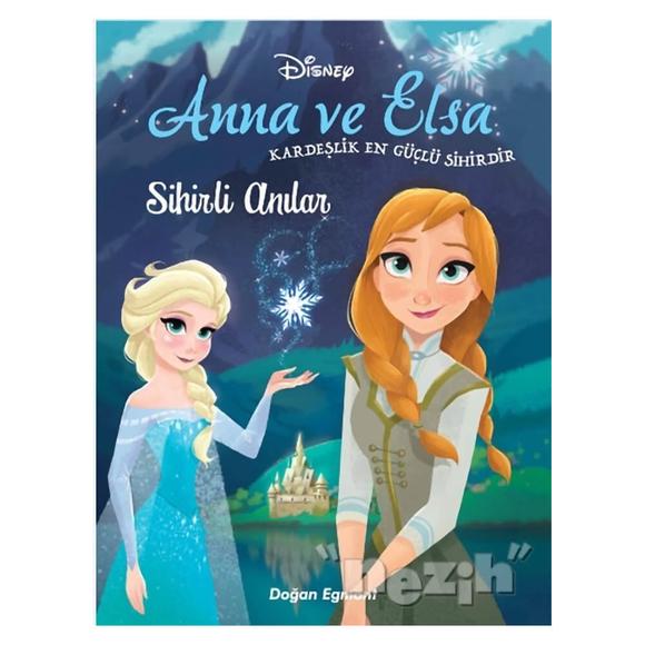 Disney Anna ve Elsa - Sihirli Anılar