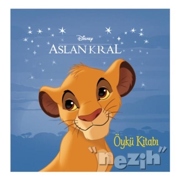 Disney Aslan Kral Öykü Kitabı