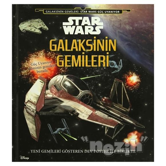 Disney Galaksinin Gemileri: Star Wars Güç Uyanıyor