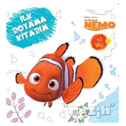 Disney İlk Boyama Kitabım - Nemo - Thumbnail