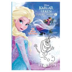 Disney Karlar Ülkesi Faaliyet Kitabı 2 - Thumbnail