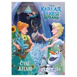 Disney Karlar Ülkesi Kutlama Öykü Kitabı - Thumbnail