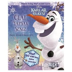 Disney Karlar Ülkesi: Olaf Yapsak Senle - Thumbnail