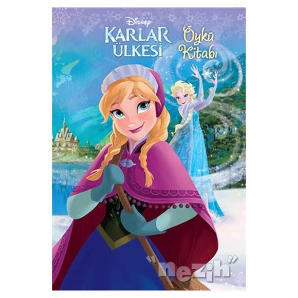 Disney Karlar Ülkesi Öykü Kitabı