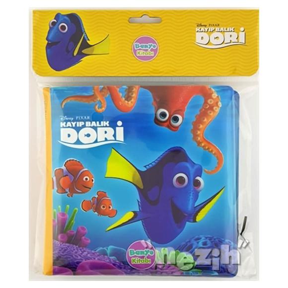 Disney Kayıp Balık Dori - Banyo Kitabı