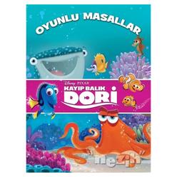 Disney Kayıp Balık Dori Oyunlu Masallar - Thumbnail