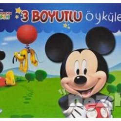 Disney Mickey Fare'nin Kulüp Evi - 3 Boyutlu Öyküler - Thumbnail