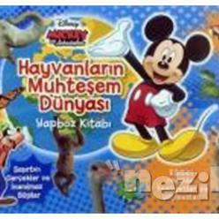 Disney Mickey ve Arkadaşları - Hayvanların Muhteşem Dünyası - Thumbnail